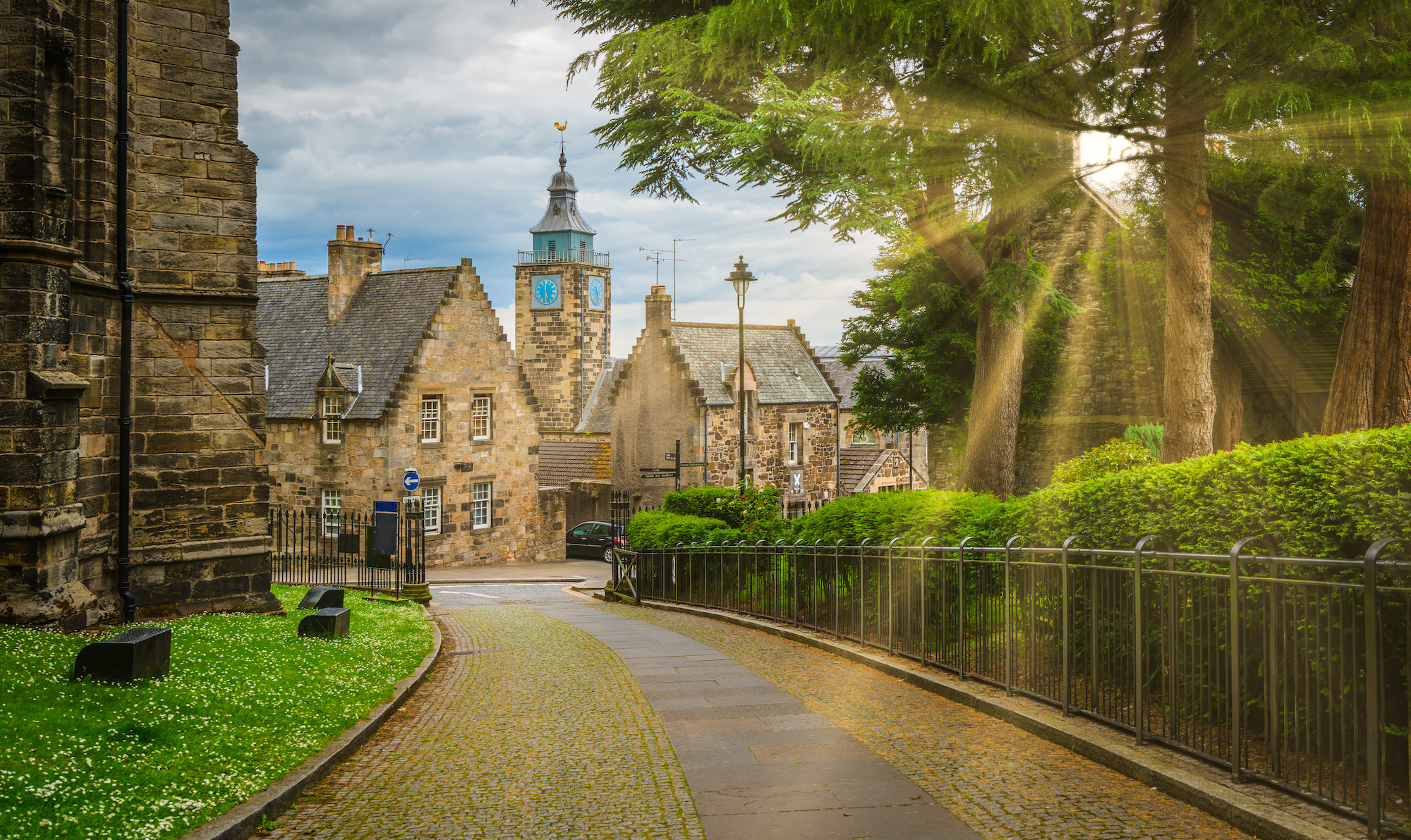 Borders & Lowlands Scotland