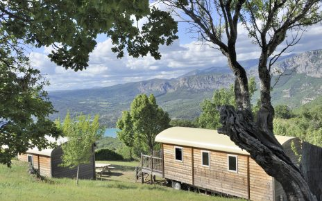 camping in France location