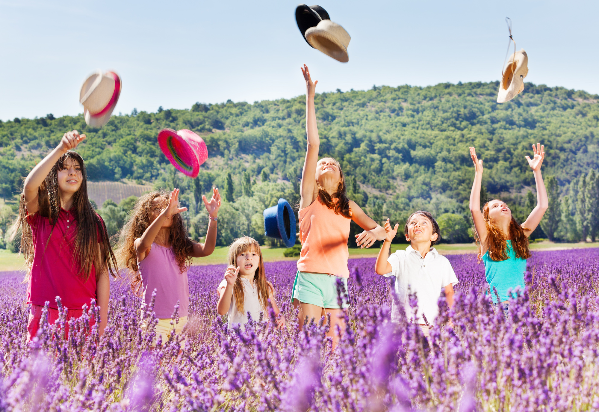 Things to Do in the Provence-Alpes-Cote d'Azur Region with Kids